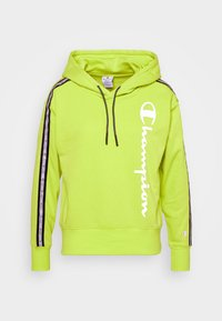 Champion - HOODED - Huppari - neon green - 4