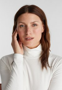 Esprit - CORE - Long sleeved top - off white - 6