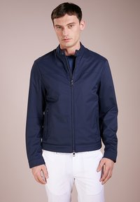 Michael Kors - NYLON RACER - Summer jacket - midnight - 0
