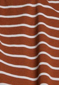 Esprit - A-line skirt - caramel - 7