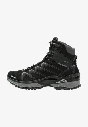 INNOX GTX MID - Hiking shoes - schwarz/grau