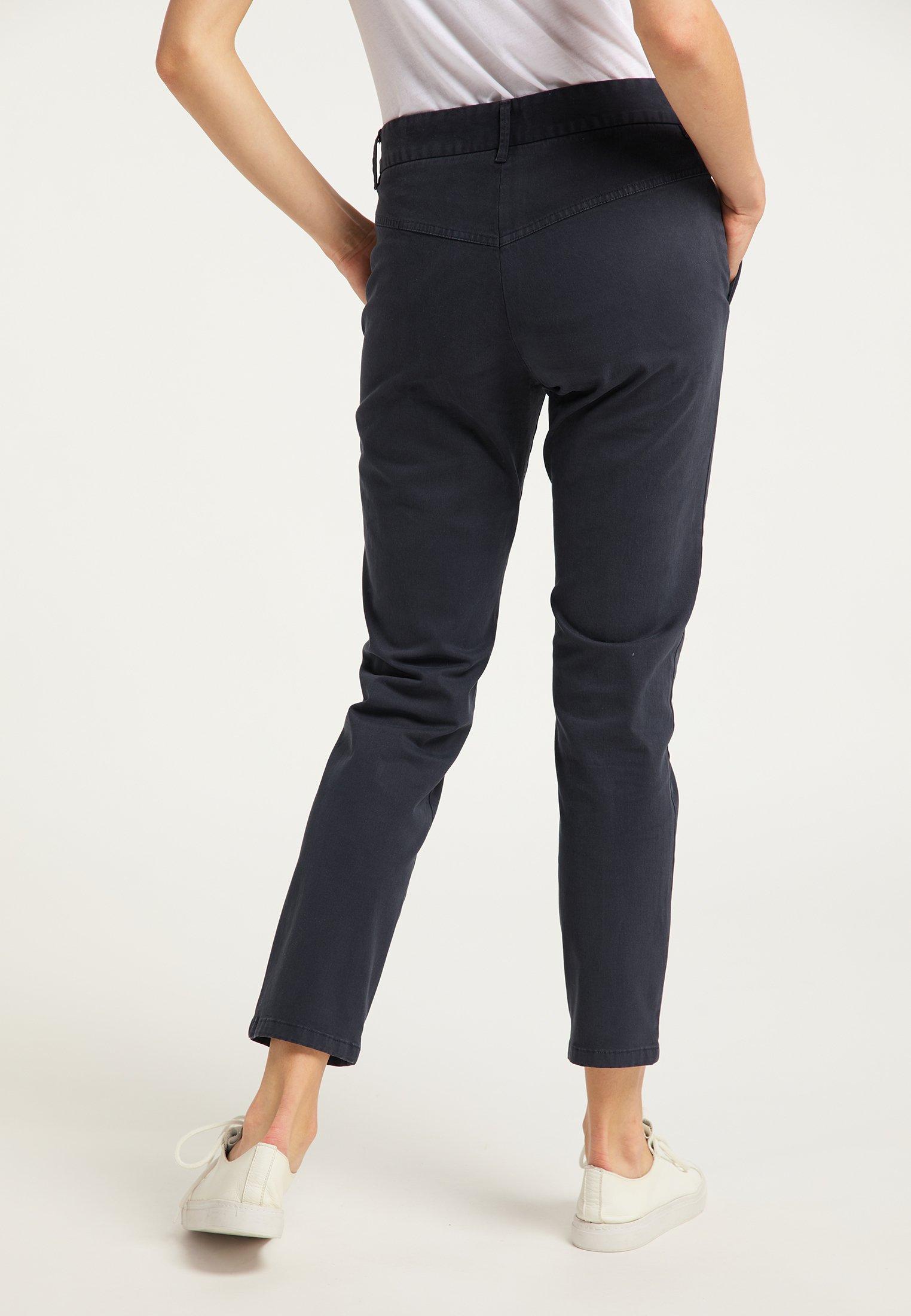 Nuevo Y De Moda Ropa de mujer DreiMaster Pantalones chinos dunkelmarine wGi2cI