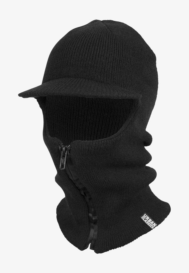 Bonnet - black