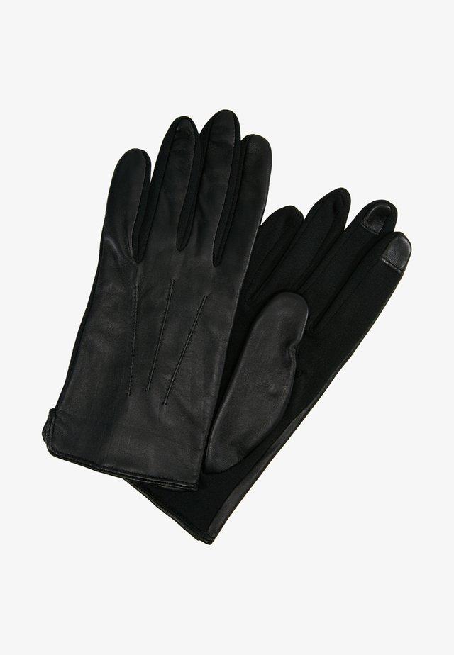 MIA - Rękawiczki pięciopalcowe - black