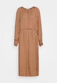 Second Female - TOVE DRESS - Maxi šaty - ginger root - 5