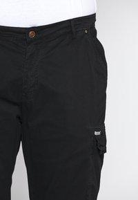 Blend - Cargo trousers - black - 2