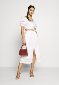 Fashion Union - CAPOTE - Blouse - white - 1