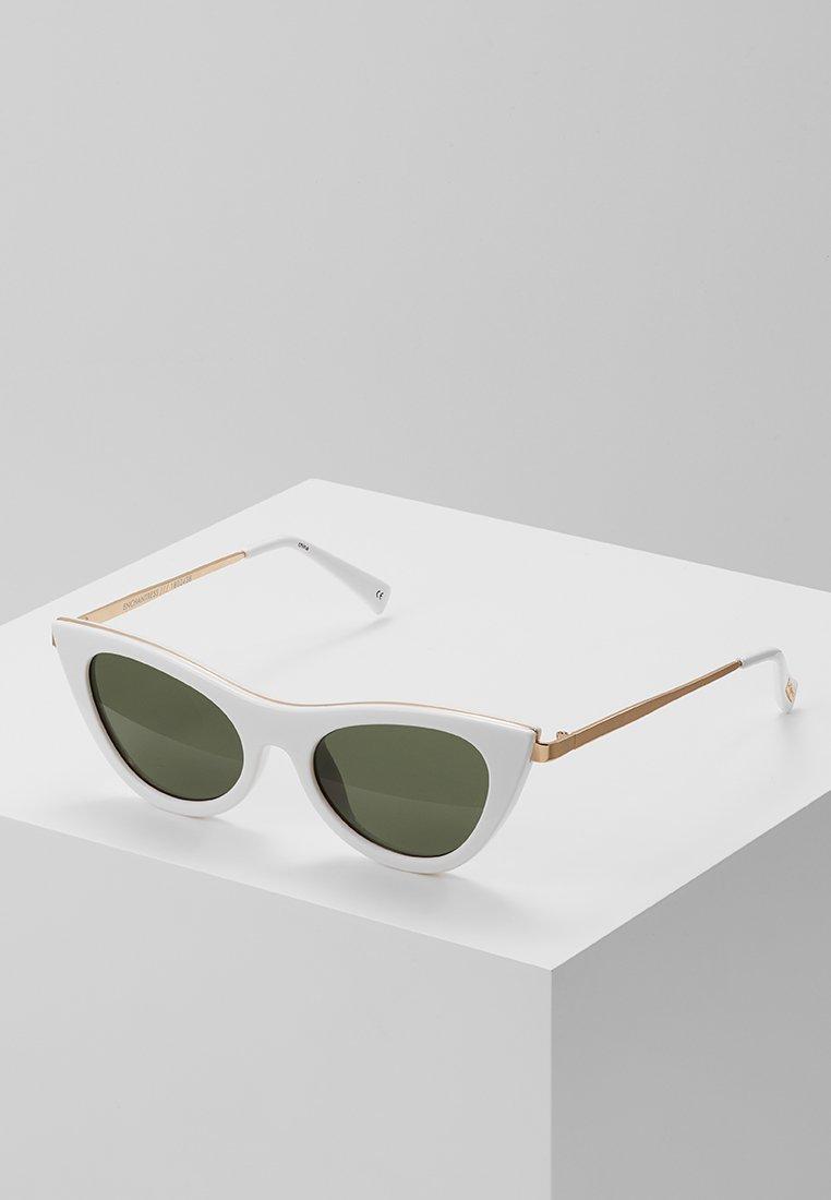 Le Specs - ENCHANTRESS - Okulary przeciwsłoneczne - white