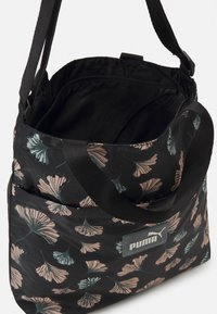 Puma - CORE POP SHOPPER - Tote bag - black - 2