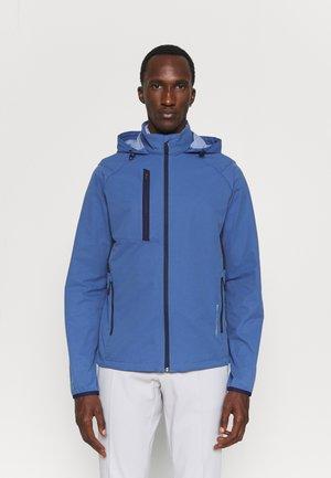 UNLINED JACKET - Outdoorová bunda - bastille blue