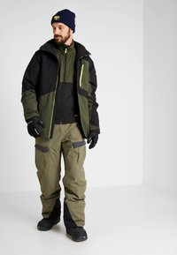O'Neill - APLITE JACKET - Snowboardjacka - forest night - 1