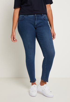 Jeans Skinny Fit - random blue denim