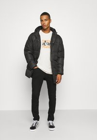 Jack & Jones - JJIGLENN JJORIGINAL - Jeans slim fit - black - 1