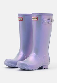 Hunter ORIGINAL - ORIGINAL KIDS  - Wellies - pulpit purple - 1