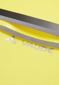 Vaude - AQUA BACK - Miscellaneous golf - canary - 7