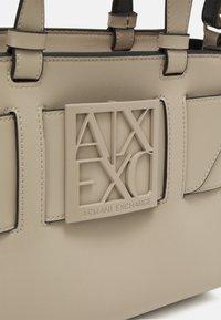 Armani Exchange - BAG - Handbag - cachemire - 4