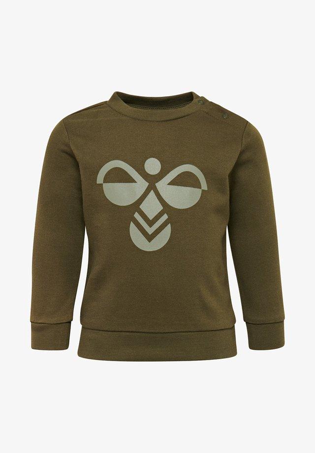 Sweater - olive night