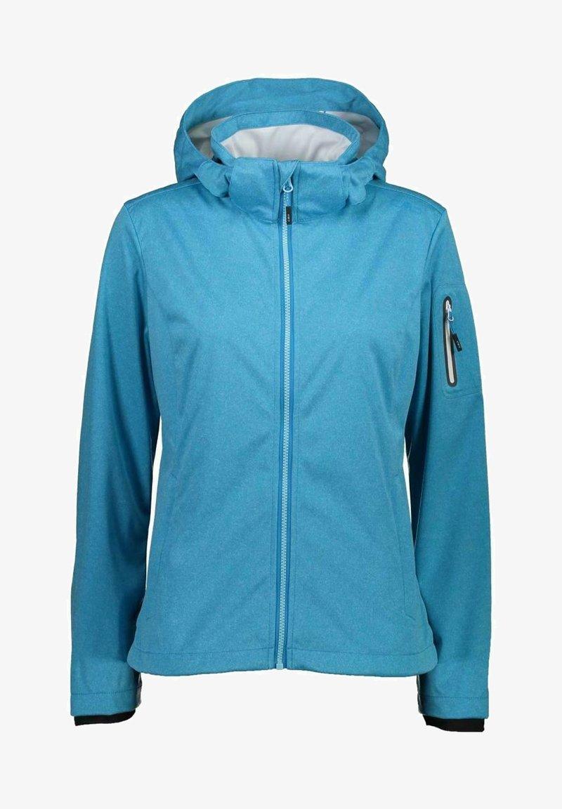CMP - Soft shell jacket - ibiza melange