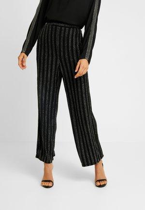 NUGUNVARIT PANTS - Trousers - caviar