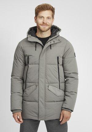 CAVERT - Winter coat - pewter
