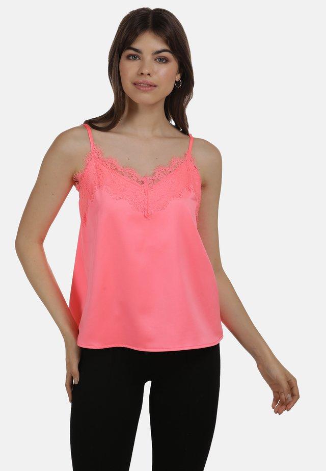 TOP - Débardeur - neon pink