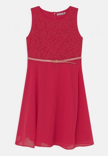 TEENS GIRLS - Cocktail dress / Party dress - raspberry