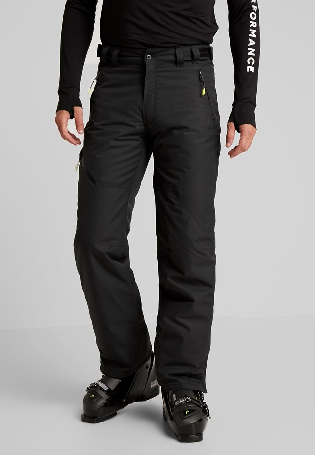 JOHNNY - Pantalon de ski - anthracite