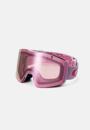 FALL LINE XM UNISEX - Lyžařské brýle - prizm snow/hi pink
