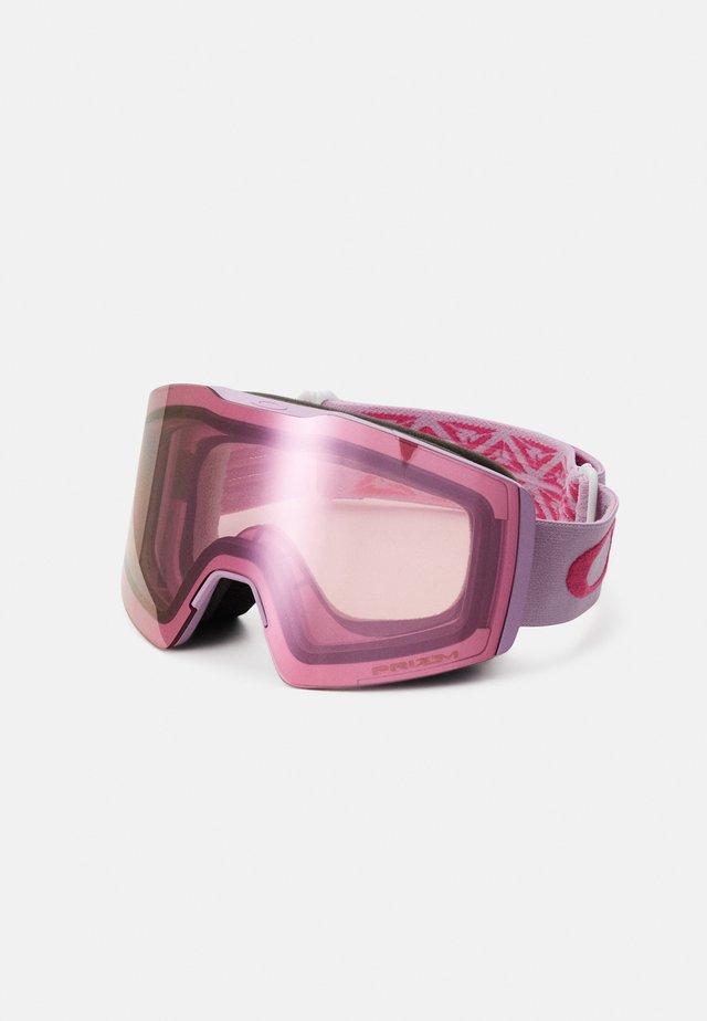 FALL LINE XM UNISEX - Skidglasögon - prizm snow/hi pink