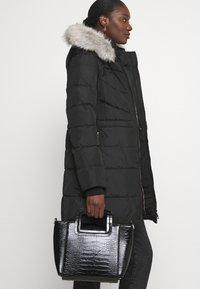 Tommy Hilfiger - PADDED COAT - Winter coat - black - 5