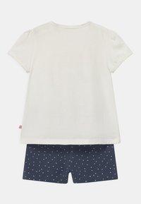 Staccato - SET - Print T-shirt - off-white/dark blue - 1