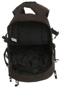Forvert - NEW LOUIS - Rucksack - flannel brown - 3