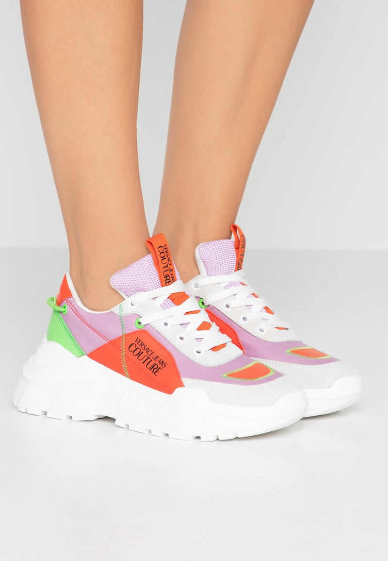 Versace Jeans Couture - LINEA FONDO SPEED  - Sneakers - multicolor