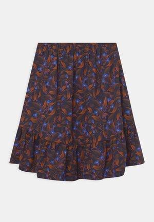 BRINA - A-line skirt - dark blue