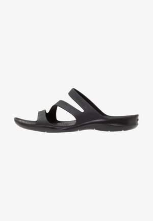 SWIFTWATER - Badesandaler - black