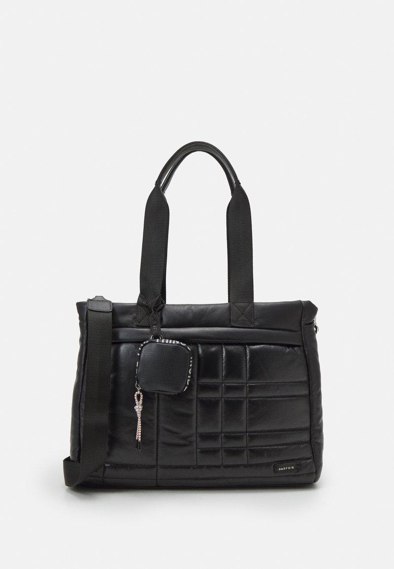 PARFOIS - BRIEFCASE FLUFFY SET - Laptop bag - black