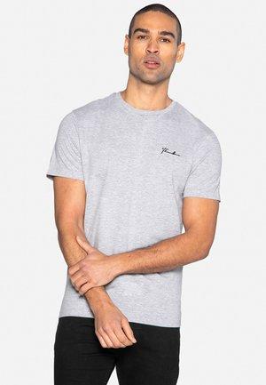 SMALL SCRIPT - T-shirt basic - grey marl