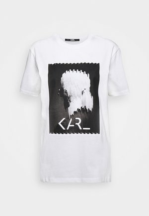 LEGEND - T-Shirt print - white