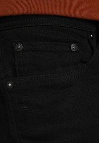 Jack & Jones - Jeans Skinny Fit - black denim - 4