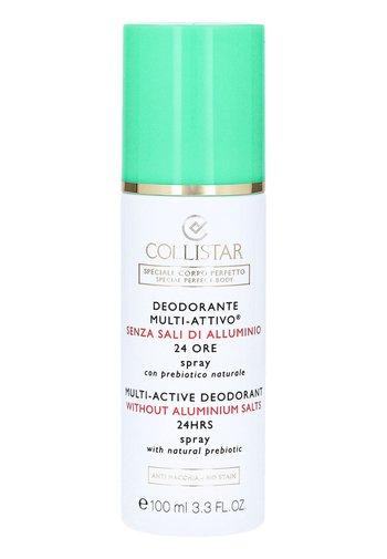MULTI-ACTIVE DEODORANT WITHOUT ALUMINIUM SALTS 24 HOURS - Deodorant - -