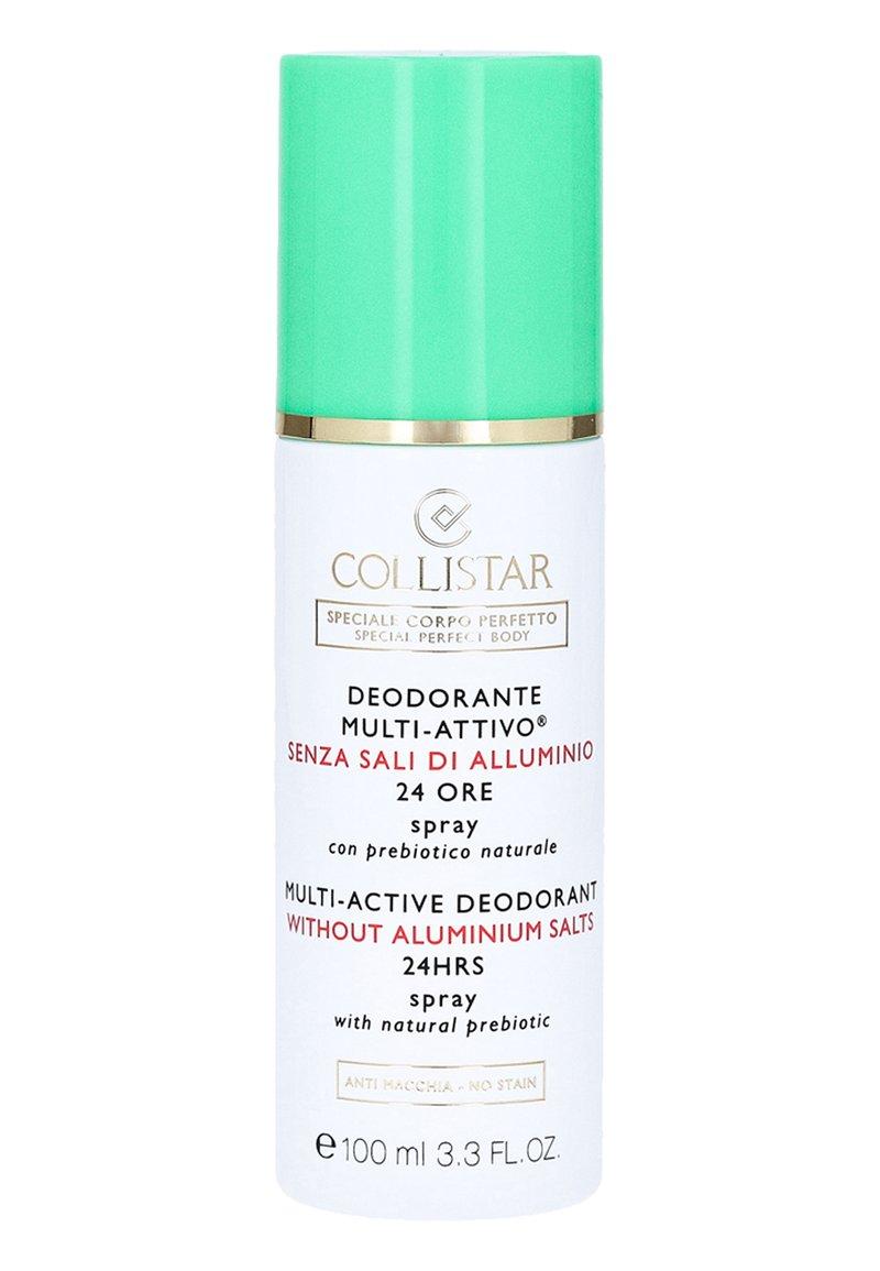 Collistar - MULTI-ACTIVE DEODORANT WITHOUT ALUMINIUM SALTS 24 HOURS - Deodorant - -