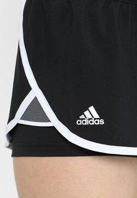 adidas Performance - CLUB SHORT - Sports shorts - black - 6