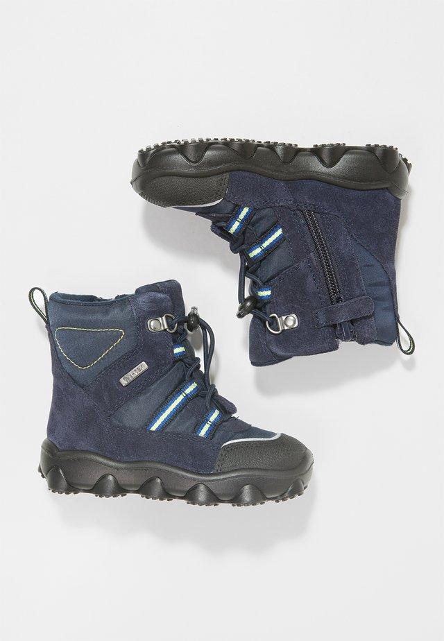 KRISS - Vauvan kengät - dunkelblau