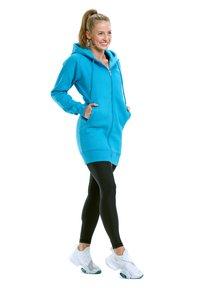 Winshape - Zip-up hoodie - sky blue - 1