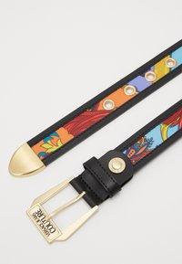 Versace Jeans Couture - LOGO BELT PIN BUCKLE - Cintura - multi-coloured - 1