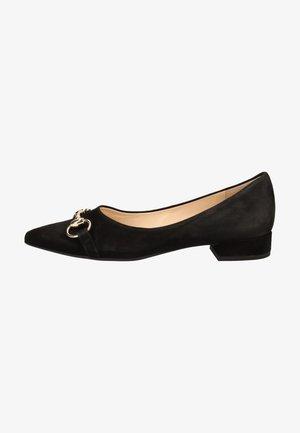 Ballet pumps - schwarz 0100