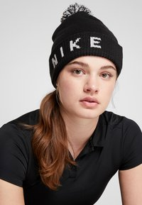 Nike Golf - BEANIE - Beanie - black/pure platinum - 4