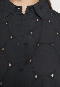 Zizzi - MALFIE TUNIC - Blouse - black - 4