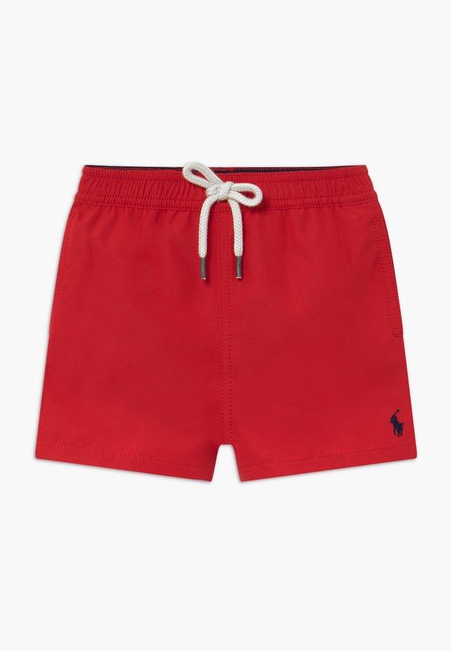 TRAVELER - Short de bain - red