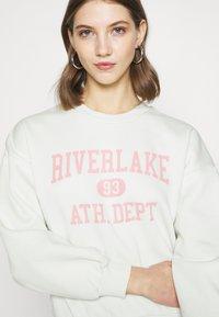 Gina Tricot - RILEY  - Sweatshirt - mint - 3